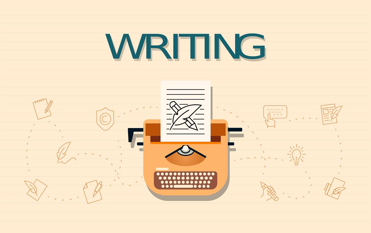 Typewriter Writing Paper Design  - emerson23work / Pixabay