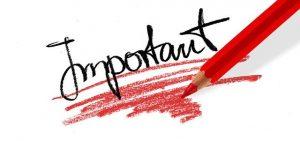 Important Colored Pencil Pen Red  - geralt / Pixabay