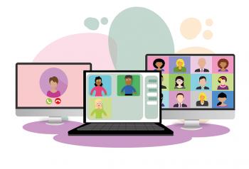Video Conference Webinar  - Alexandra_Koch / Pixabay