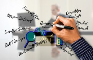 Business Planning Concepts Hand  - geralt / Pixabay